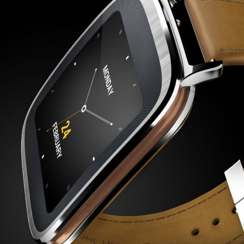 ASUS ZenWatch 2: Android Wear and a 4-day battery life