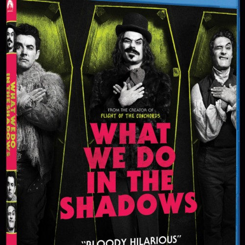 What We Do In The Shadows Blu-ray release details