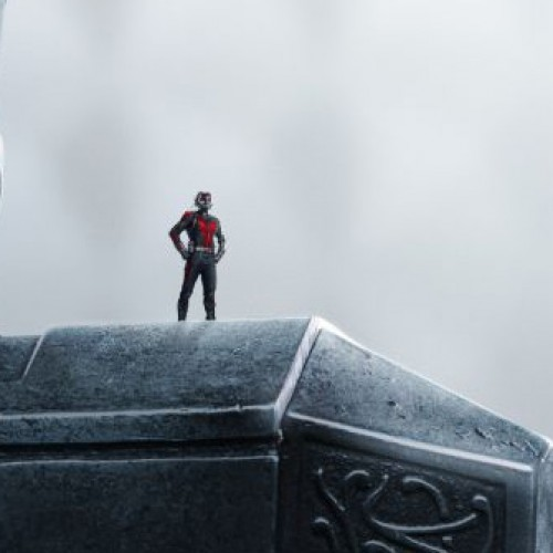 Marvel releases new posters that really measure up Ant-Man