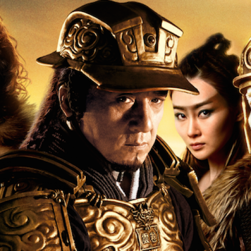 'Dragon Blade' trailer has Jackie Chan battling it out with Adrien Brody