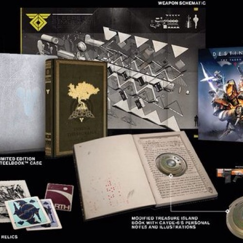 E3 2015: Bungie and Activision unleash Destiny: The Taken King Collector's Edition