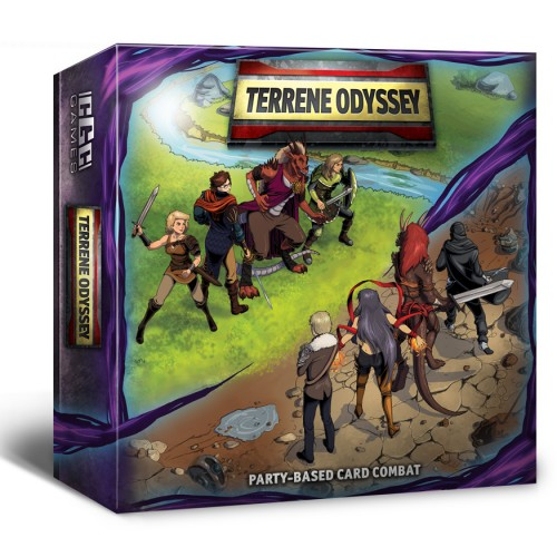 Terrene Odyssey, party-based card combat game (review)
