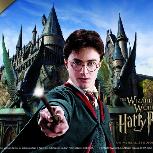 The Wizarding World of Harry Potter coming to Universal Studios Hollywood in 2016