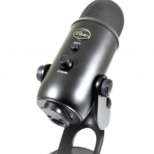 Blue Microphones' Yeti USB Microphone – Blackout Edition review