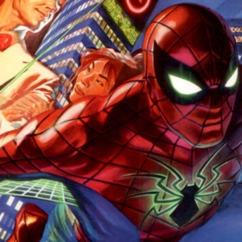 Leaked Amazing Spider-Man cover reveals new outfit