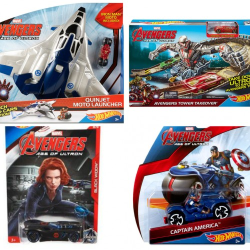 Nerd Reactor reviews Avengers: Age of Ultron toys