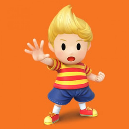 Smash Bros' Lucas comes out of nowhere June 14