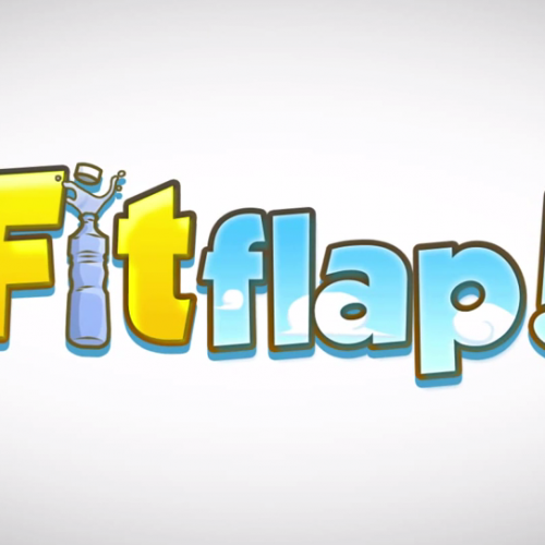 Get fit! Do Flap! A new game that helps you lose weight!