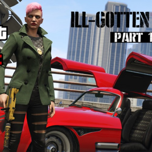 Rockstar gives us more free GTA Online DLC with Ill-gotten Gains: Part 1