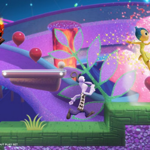 E3 2015: Disney Infinity 3.0's Inside Out Play Set has us stuck inside Riley's head