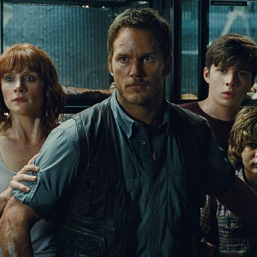 Jurassic World beats Pixar's Inside Out over the weekend and reigns the box office again