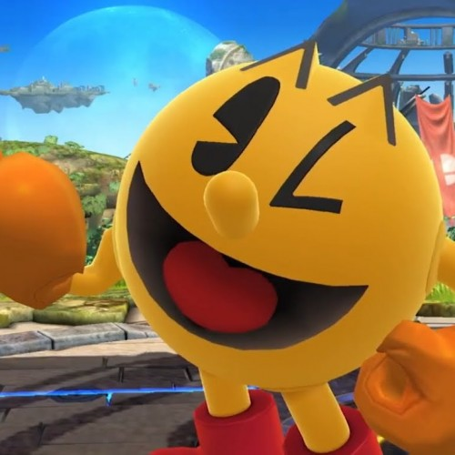 Pac-Man's newest glitch in Super Smash Bros pulls the floor from under your opponent