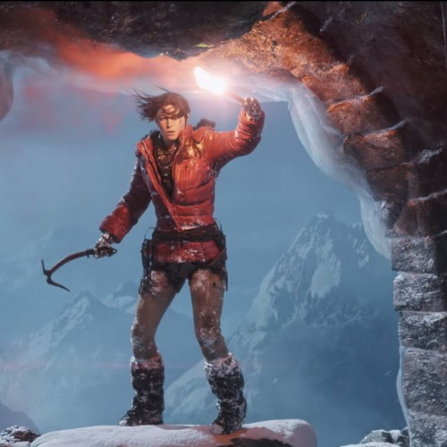 Rise of the Tomb Raider gets a cinematic trailer