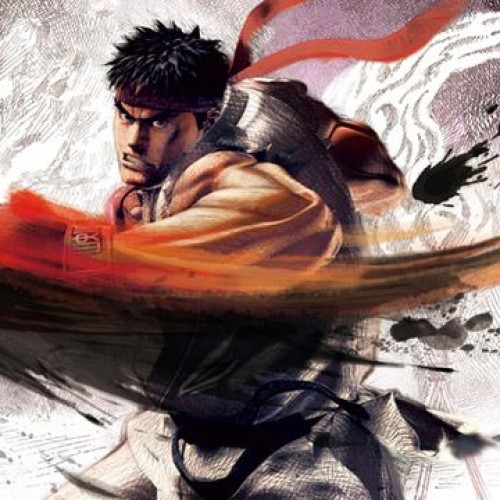 Here's how you smash with Ryu in Smash Bros.