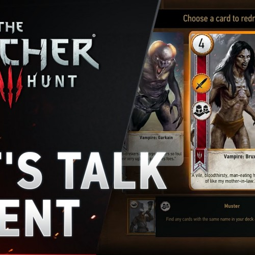 Learn to play Gwent, The Witcher 3's addicting card game