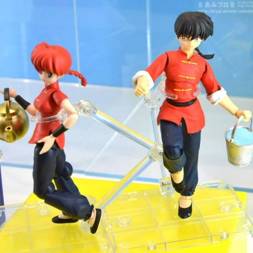 Ranma 1/2 figuarts coming from Tamashii Nations