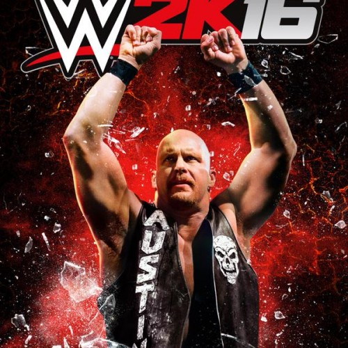 'Stone Cold' Steve Austin to be on cover of WWE 2K16