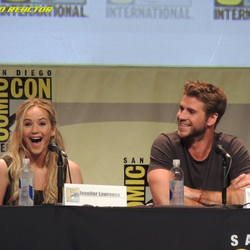 SDCC 2015: The cast and crew of The Hunger Games: Mockingjay Part 2 shines in Hall H
