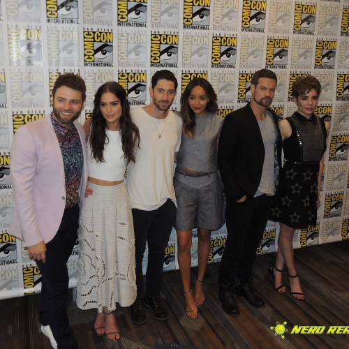 SDCC 2015: Salem is going to Hell