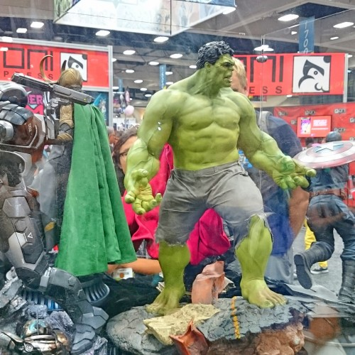 SDCC 2015: SideShow Collectibles shows off its figures