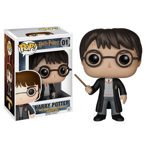 Harry Potter Funko POP! figures
