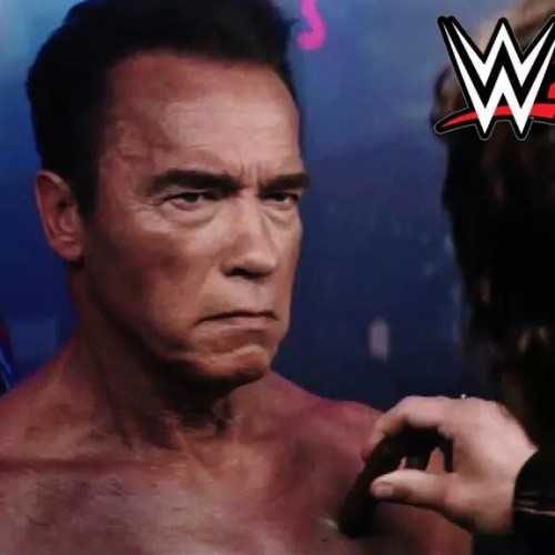 Arnold Schwarzenegger joins WWE 2K16 as the Terminator