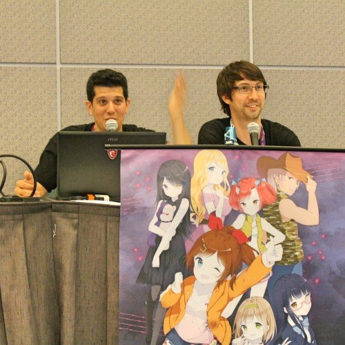 AX 2015: Undead Darlings ~no cure for love~ panel