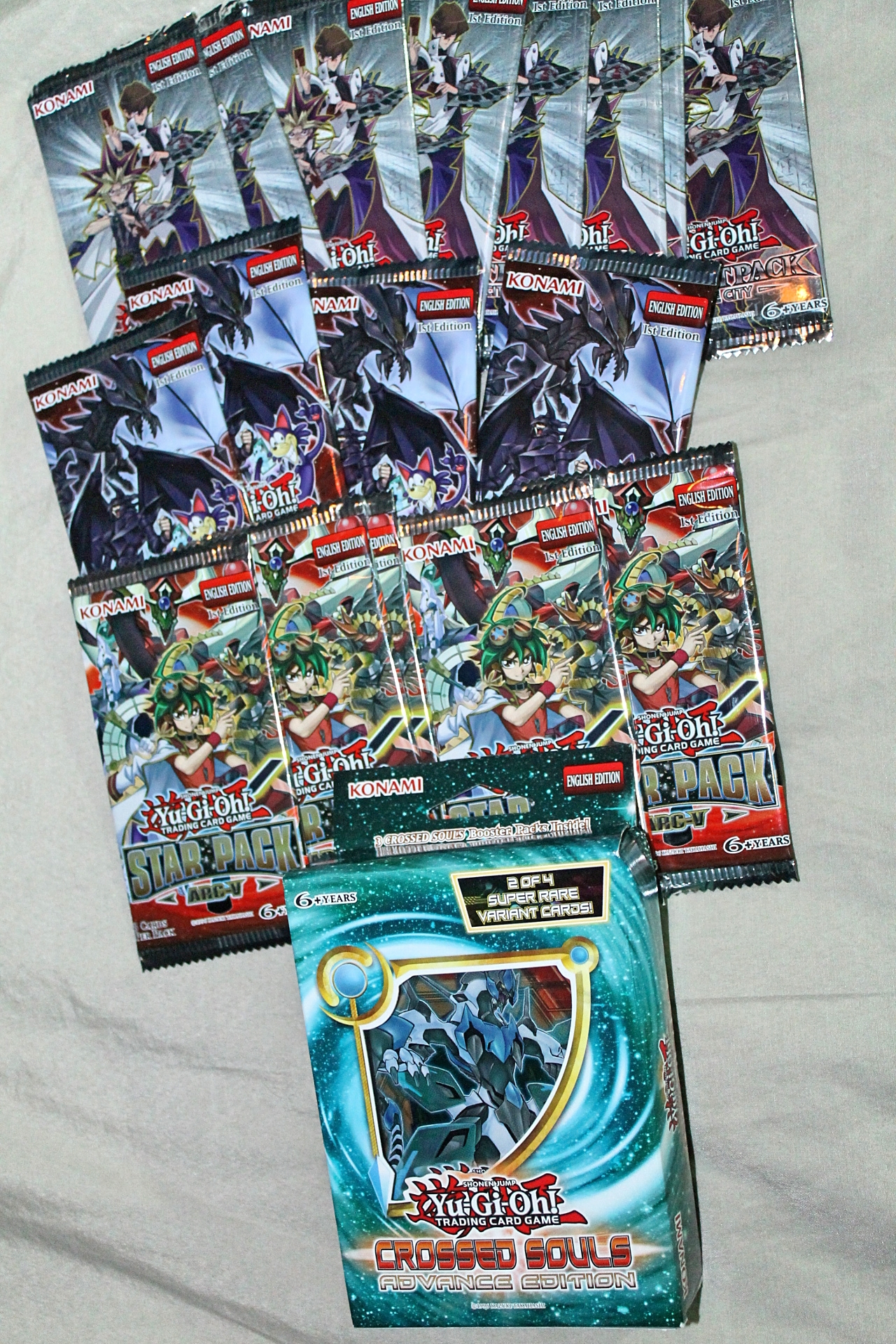 yu gi oh dragons of legends 2 duelist pack battle city openings