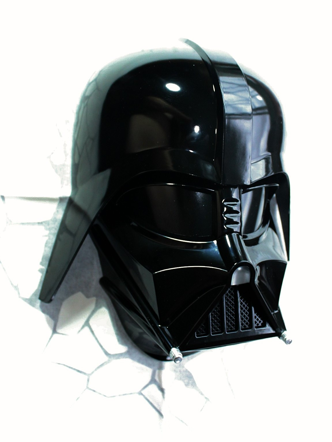 Star Wars Darth Vader 3d Deco Light Nerd Reactor