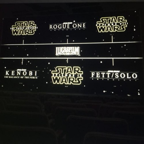 SDCC 2015: Possible leaked Star Wars timeline shows film plans through 2020