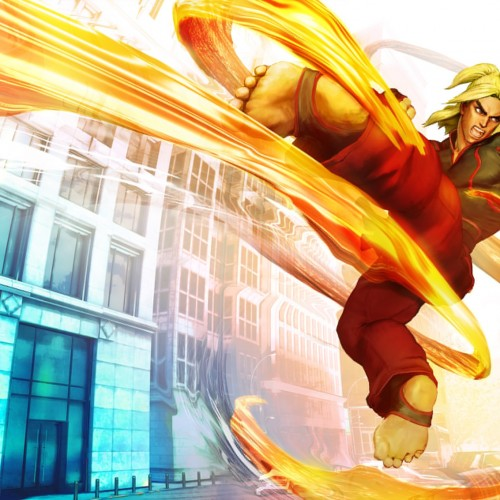 SDCC 2015: Ken looks downright fierce in Street Fighter V
