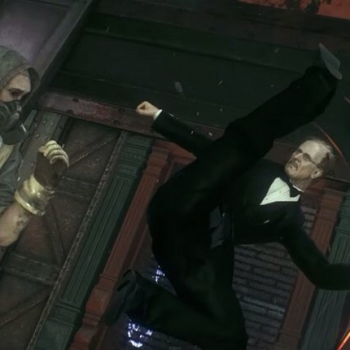 Beating down bad guys as Alfred in Batman: Arkham Knight is gratifying
