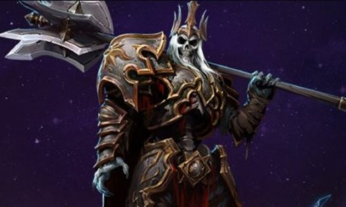 The immortal King Leoric enters Heroes of the Storm