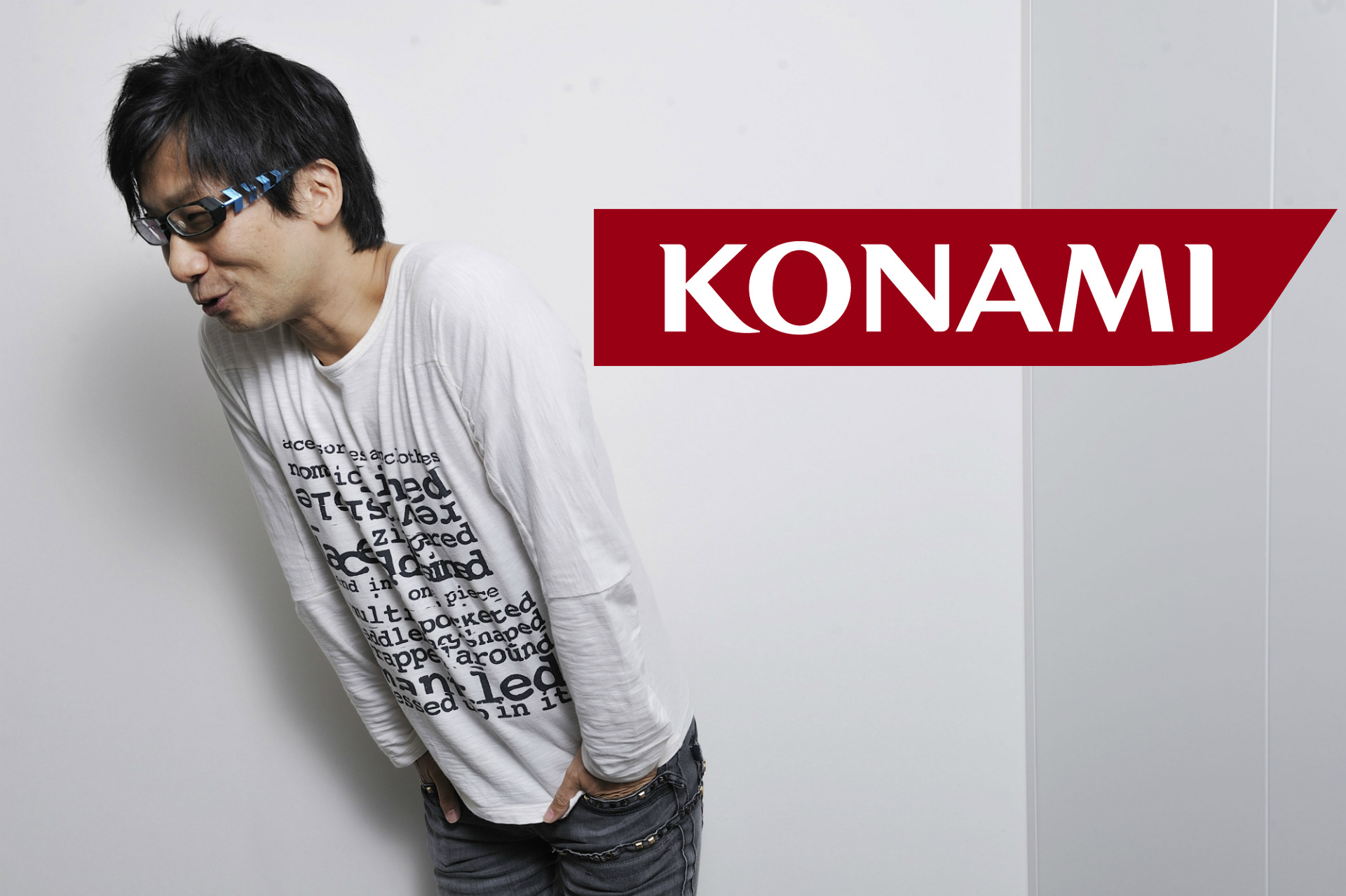 Image result for konami and kojima