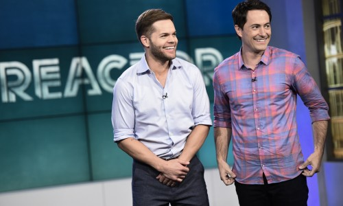 The Hunger Games' Wes Chatham on tonight's Reactor on Syfy