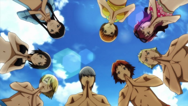 Persona 4 Anime Characters : Persona the golden animation vol review nerd reactor