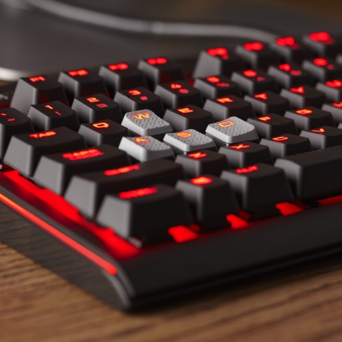 Review: Corsair Gaming STRAFE Mechanical Keyboard