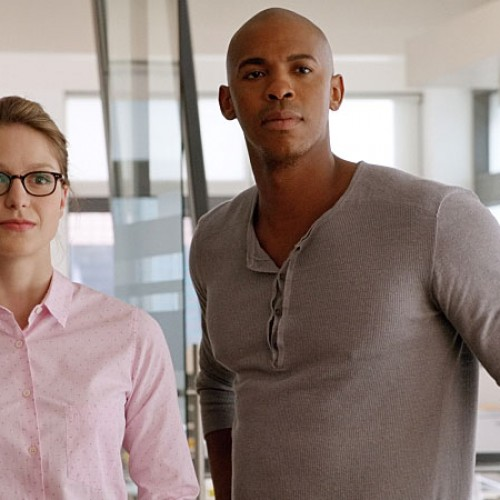 SDCC 2015: Supergirl's Mehcad Brooks on why Jimmy Olsen is different
