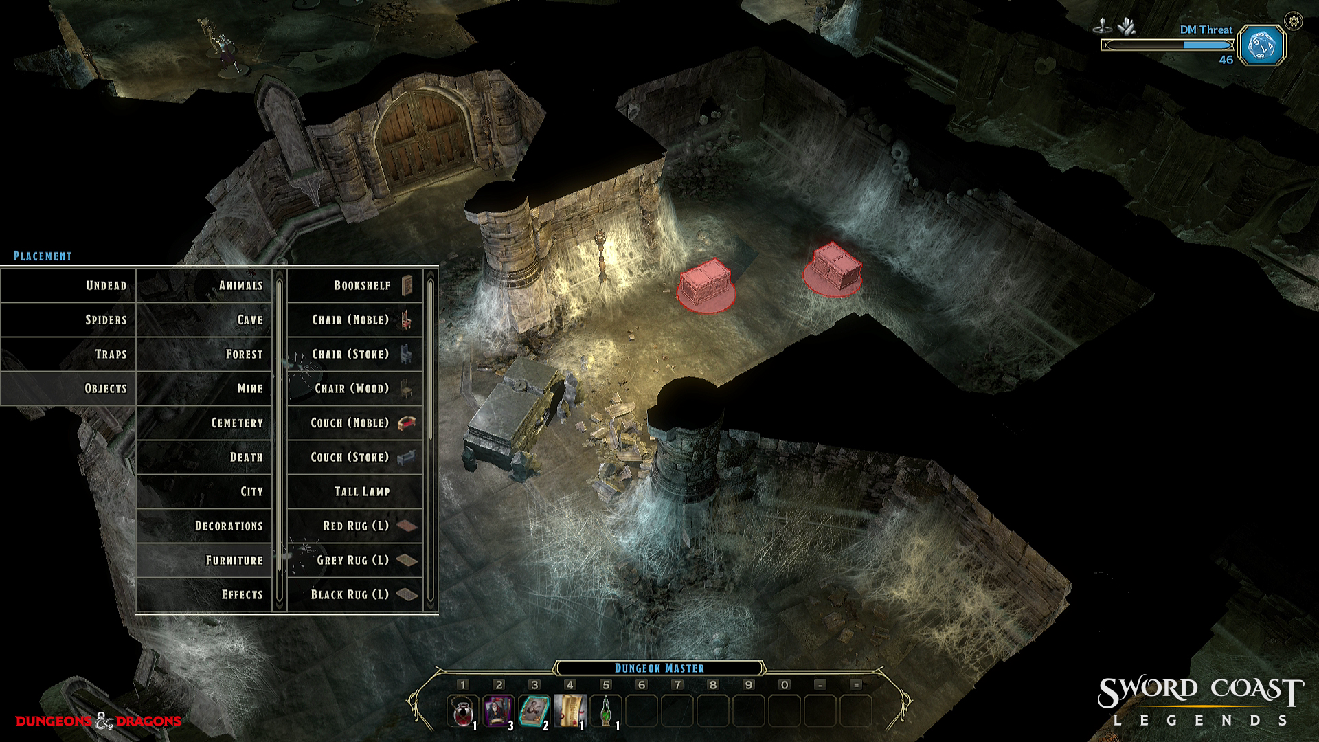Sword Coast Legends - Screenshot (1)