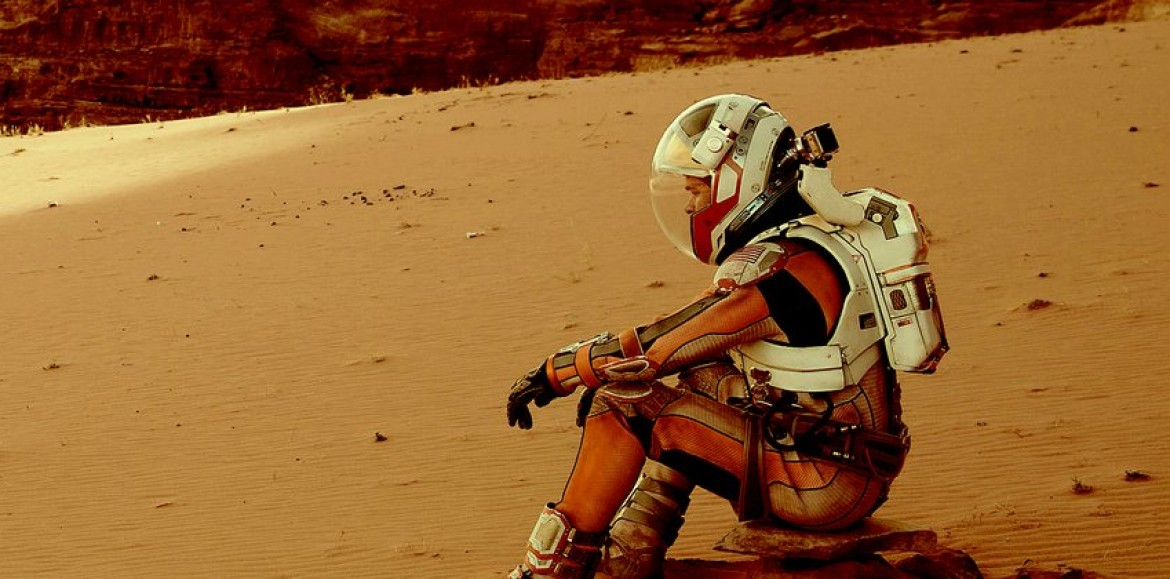 The full 'The Martian' trailer is out and it looks awesome