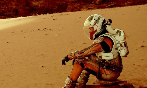 New images from The Martian