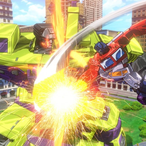 SDCC 2015: Hands-on with Transformers: Devastation