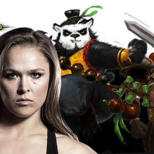 Snail Games announces Ronda Rousey as Taichi Panda spokesperson