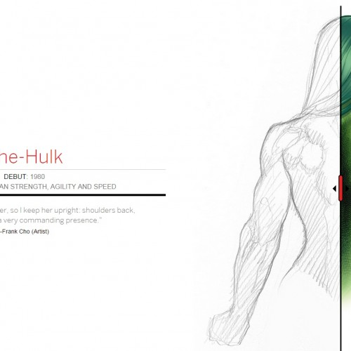 Marvel and ESPN team up for The Body Issue: Super Heroes Edition