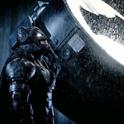 Three newly released photos gives a new look into Batman v Superman