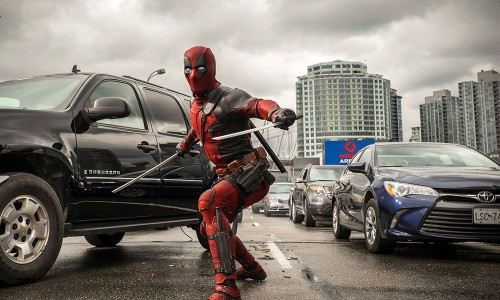 Premiere date for the red band Deadpool trailer revealed