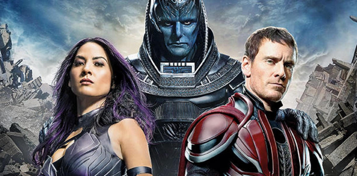 Check out the first look at Apocalypse, Psylocke, and Magneto in X-Men: Apocalypse!