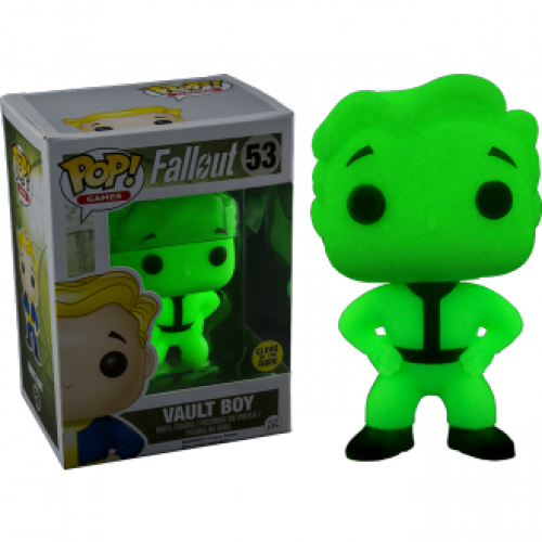 Funko Pop's new Vault Boy from Fallout looks freakin' amazing