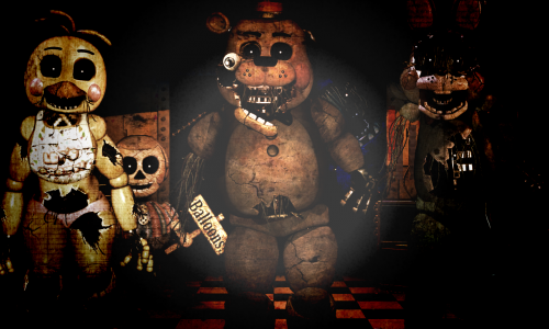 Poltergeist director to helm Five Nights at Freddy's film