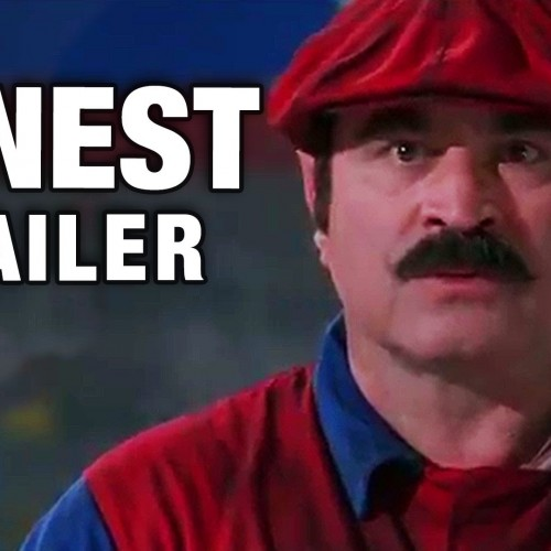 Honest Trailer does Super Mario Bros.